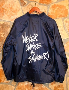 Image of Snaker Jacket - Navy