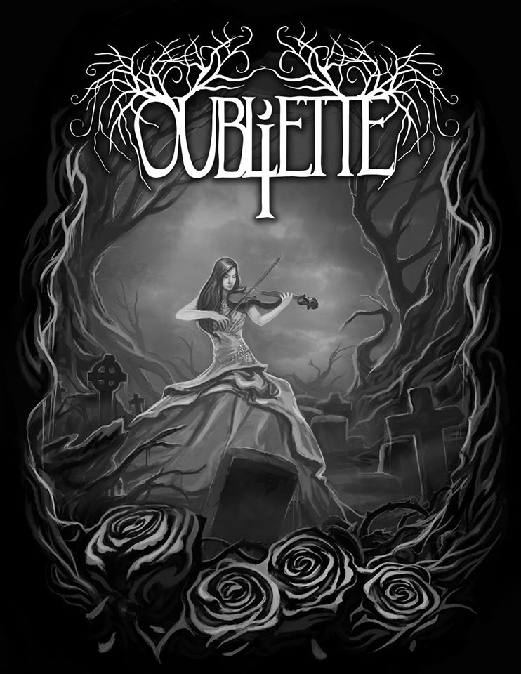 Image of OUBLIETTE - Elegy - T-shirt