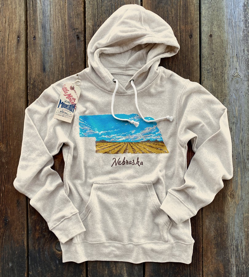 Image of Nebraska Big Sky | Hoody