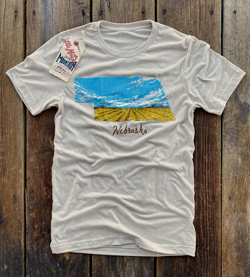 Image of Nebraska Big Sky | Shirt