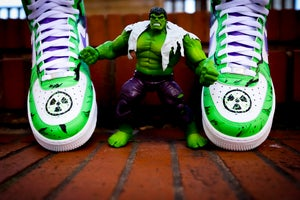 Image of Savage Hulk