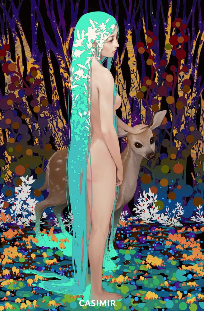 CASIMIR ART Limited Print - Baleng  / 巴冷 限量版畫