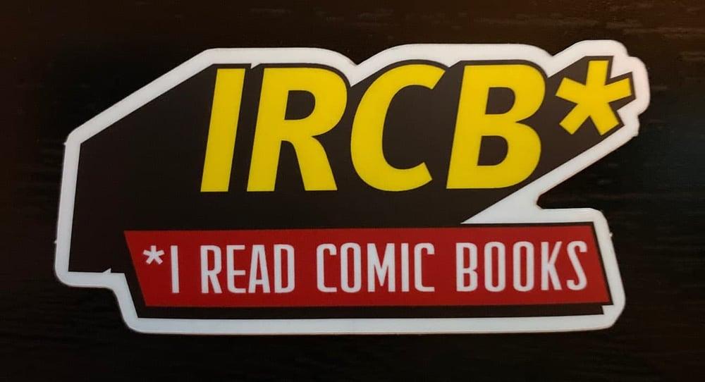 Image of IRCB Logo Sticker