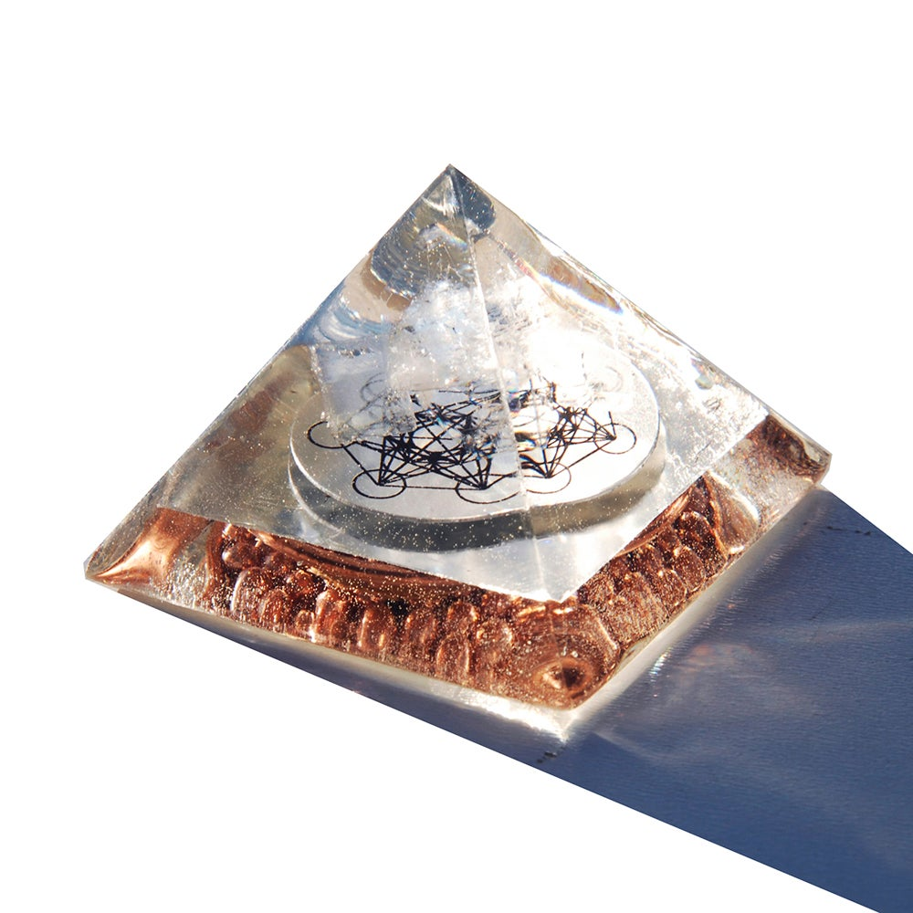 Image of Small:  Apophyllite/Optical Calcite/GIZA charged Brazilian Quartz/METD/SL-4