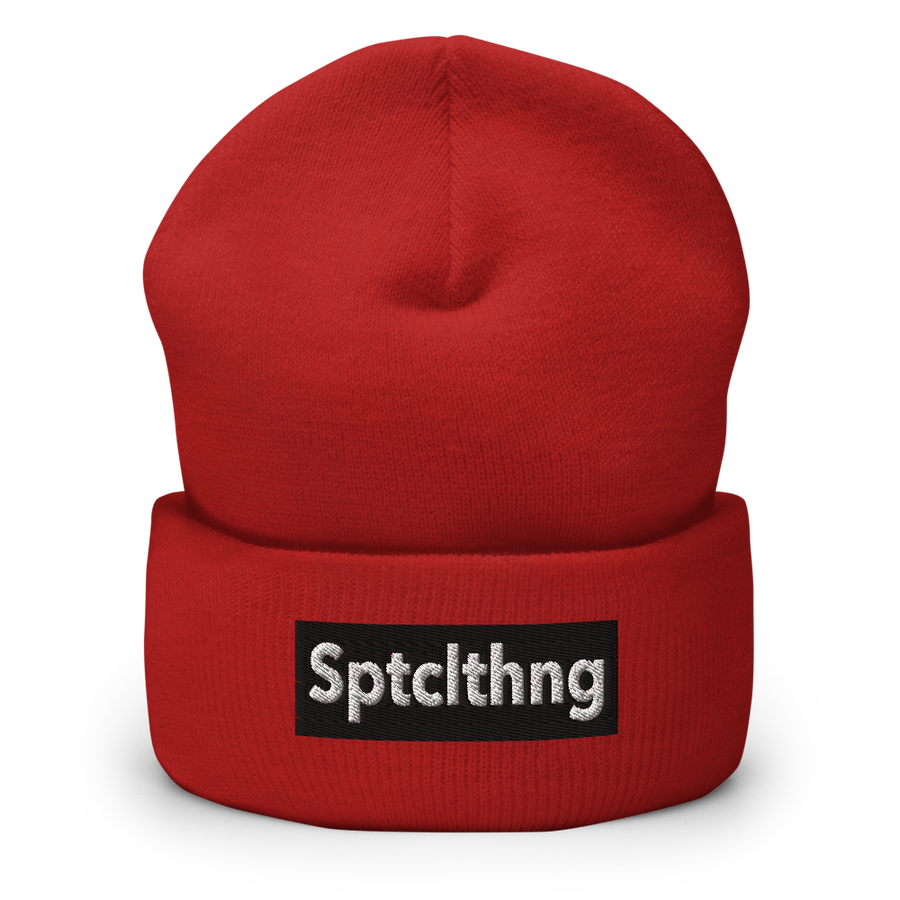 Image of The LA Beanie (Red)