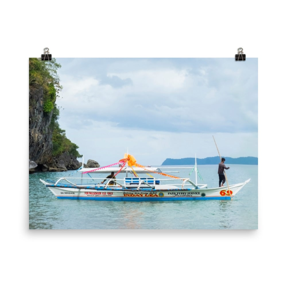 Image of HOW FILIPINOS DO FERRIES