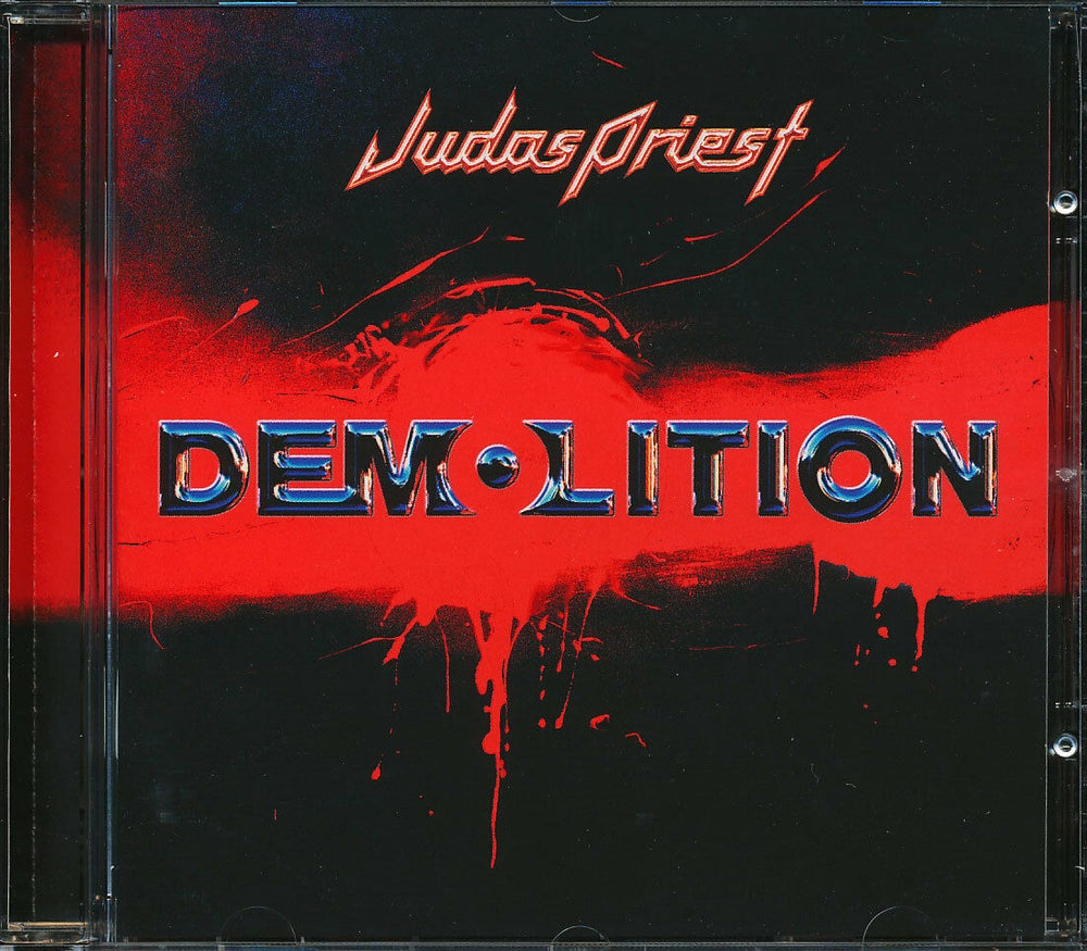 Image of JUDAS PRIEST - Demolition - CD