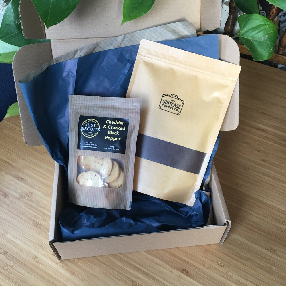 Image of The Fireside Gift Box (ground)