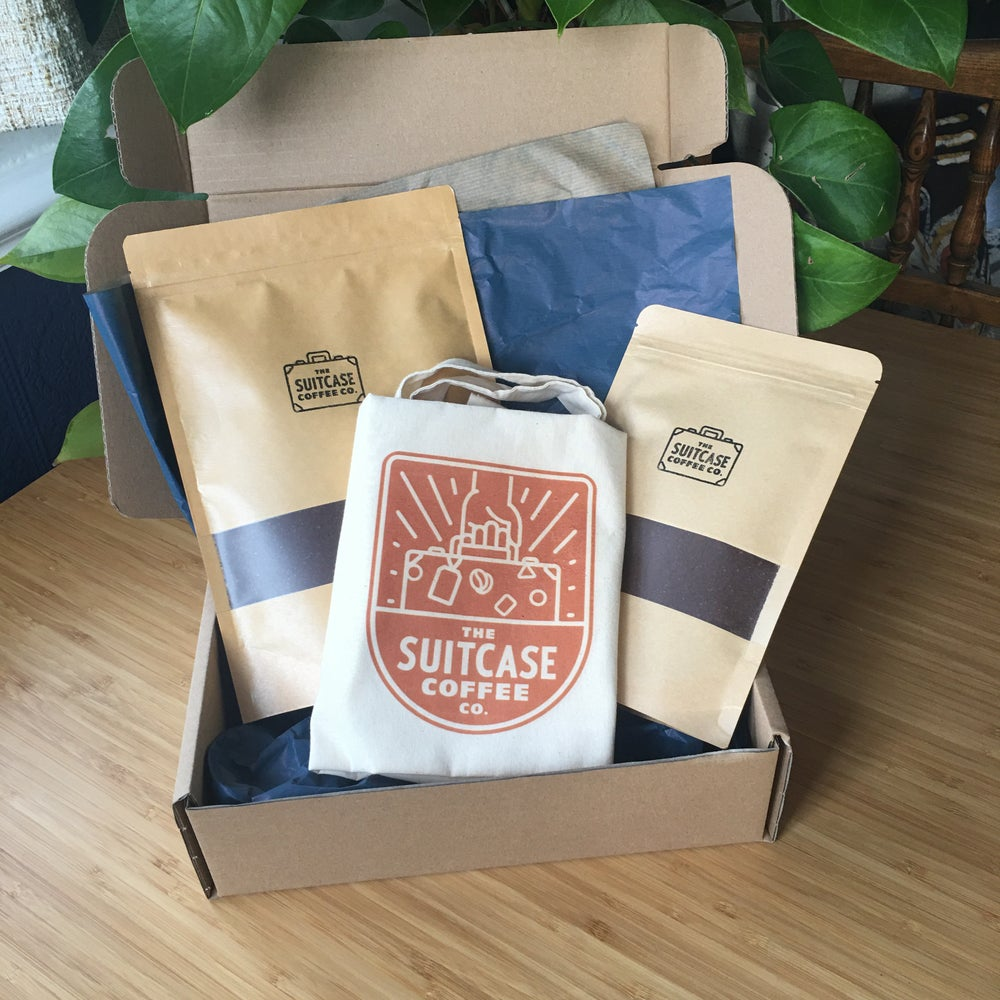 Image of The Coffee Lovers Gift Box