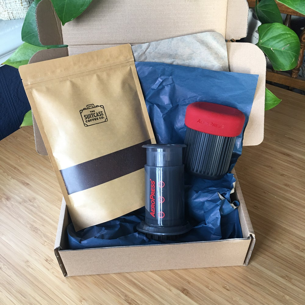 Image of The Go-Getter Gift Box (ground)