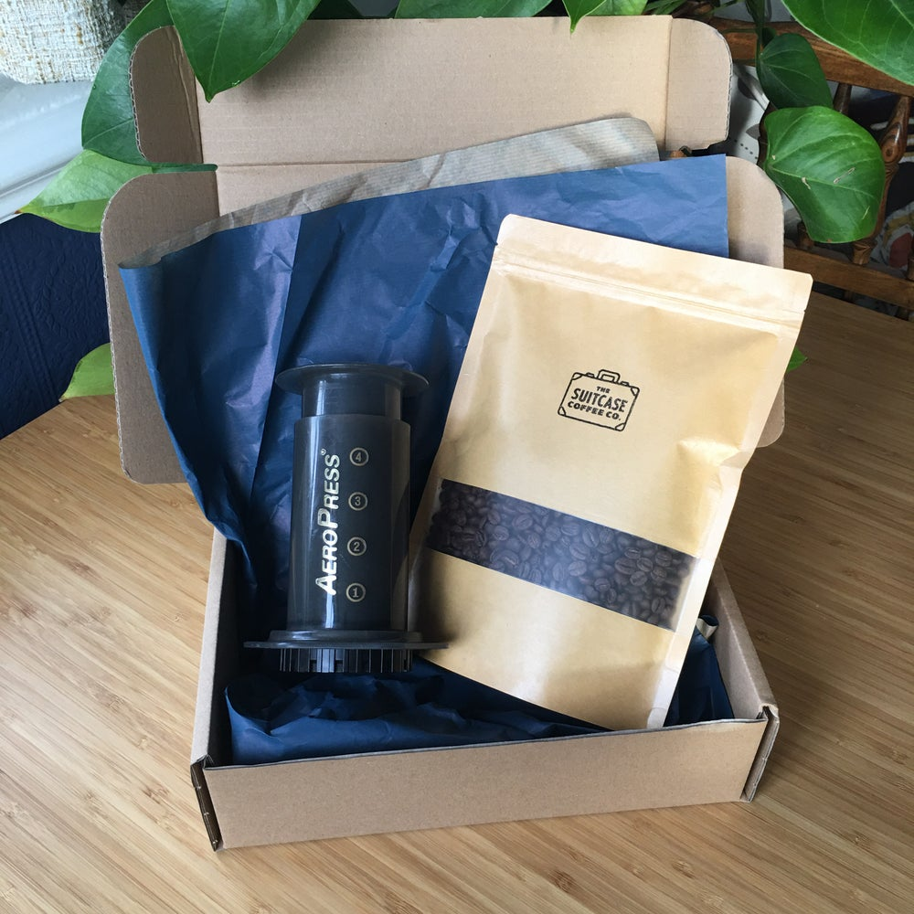 Image of The Go-Getter Gift Box (whole bean)