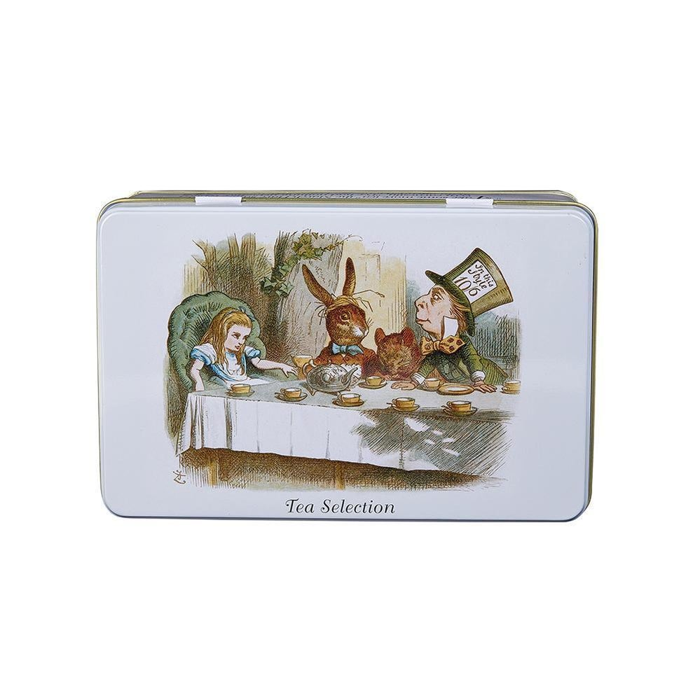Image of Alice in Wonderland English Tea Gift with 100 Teabag Selection