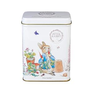 Image of Beatrix Potter Tea Tin with 40 English Breakfast Teabags