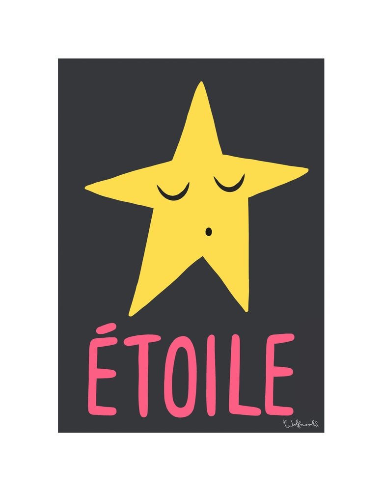 Image of ÉTOILE