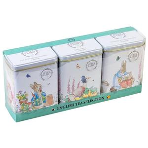 Image of Beatrix Potter English Triple Tin gift pack