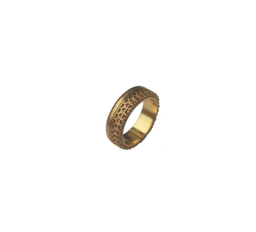 Image of Gandharva Lace Ring