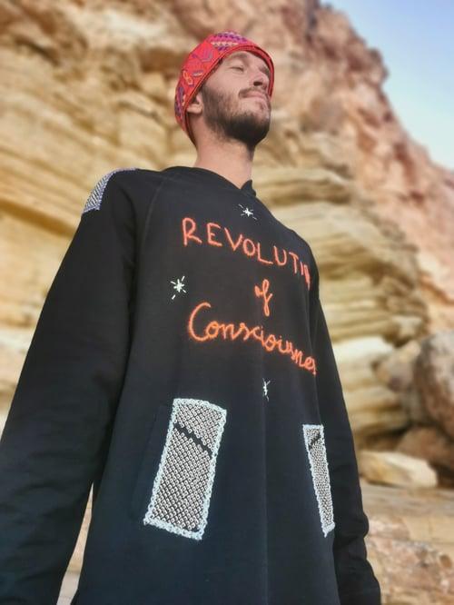 Image of REVOLUTION ofConsciousness Hoodie
