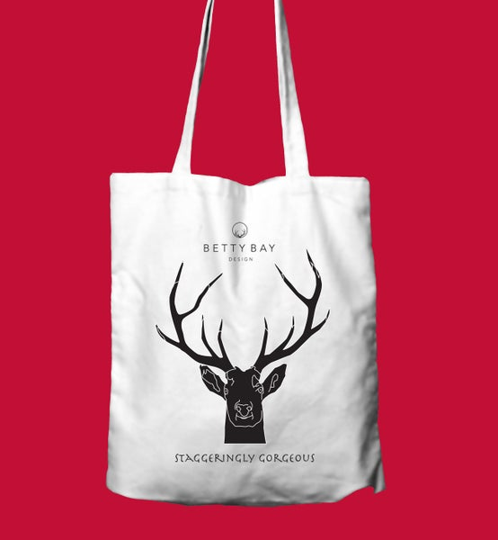 Image of Tote Bag  'Staggeringly Gorgeous'
