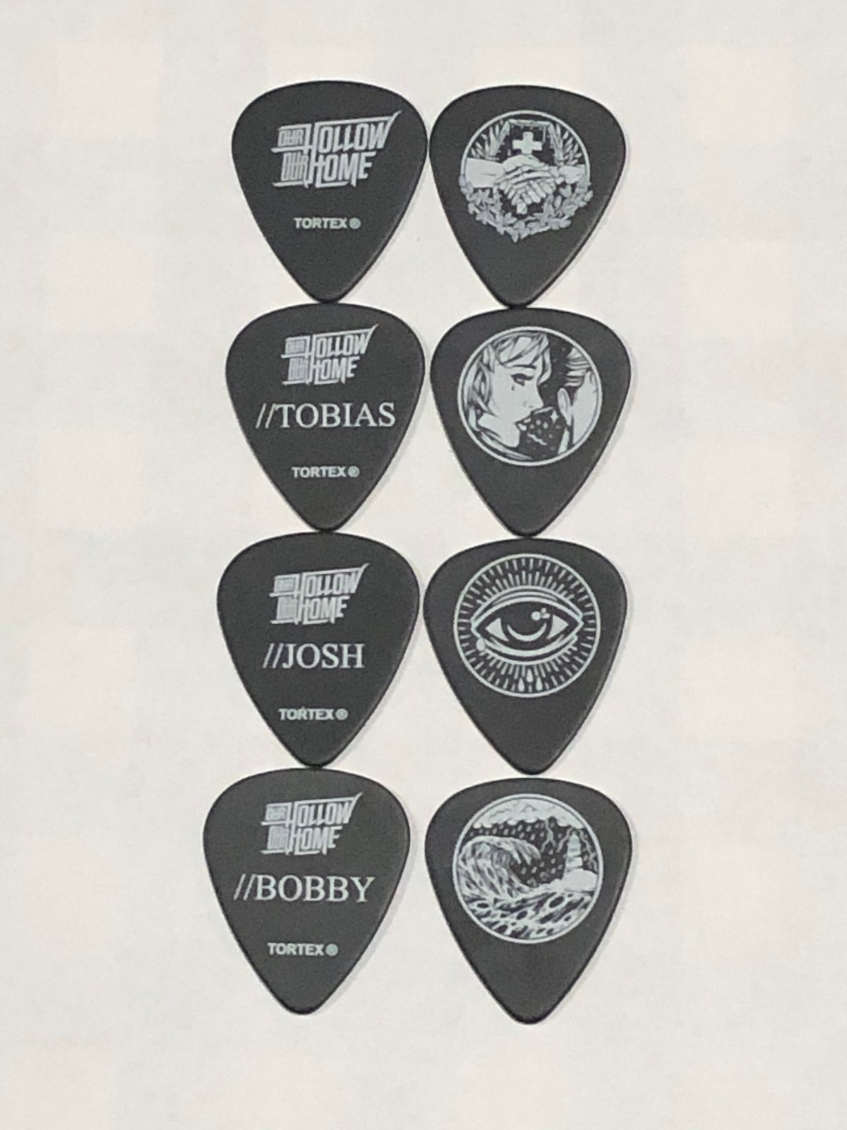Image of 4 x IM // IM GUITAR PICK SET