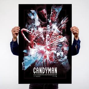 Image of CANDYMAN Screenprint (PRE-ORDER)