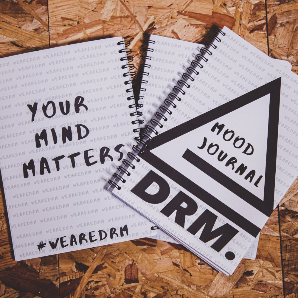 Image of DRM Mood Journal