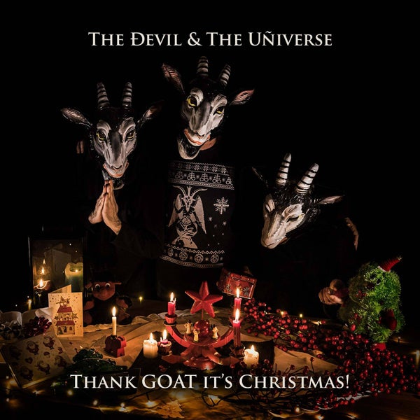 Image of Thank GOAT, it's Christmas CD