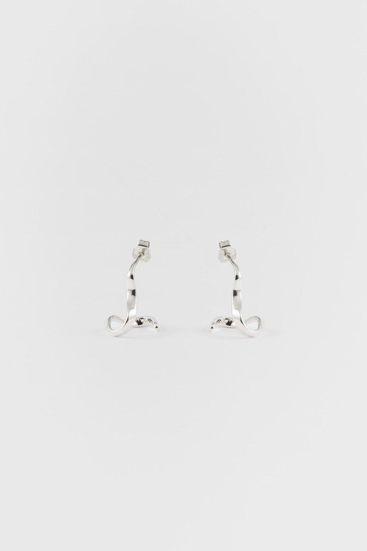 Image of helix earrings