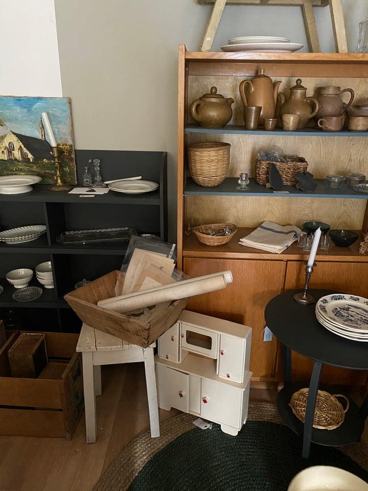 Image of Décoration, vaisselle ancienne, ...