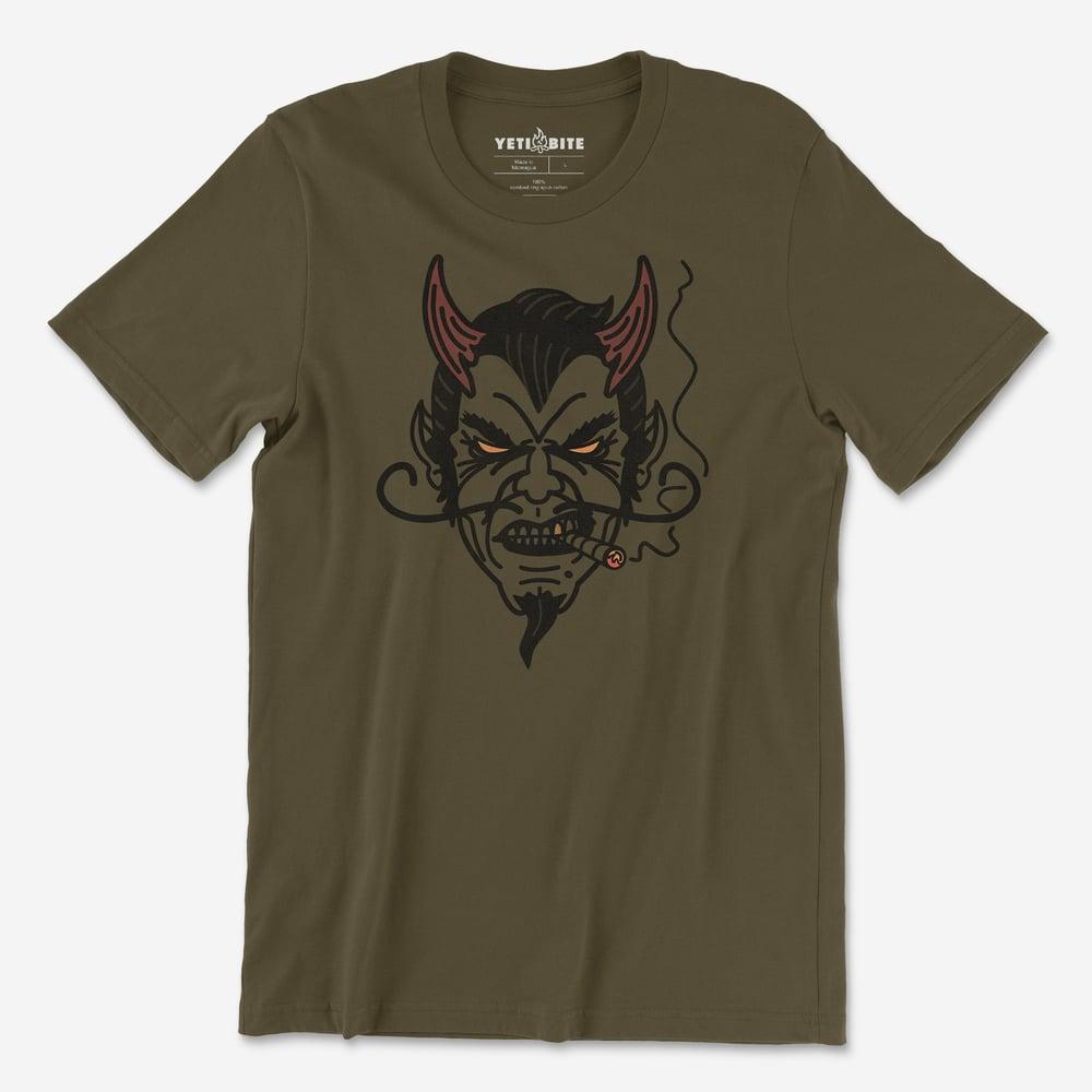 Yeti Bite Cigar Devil