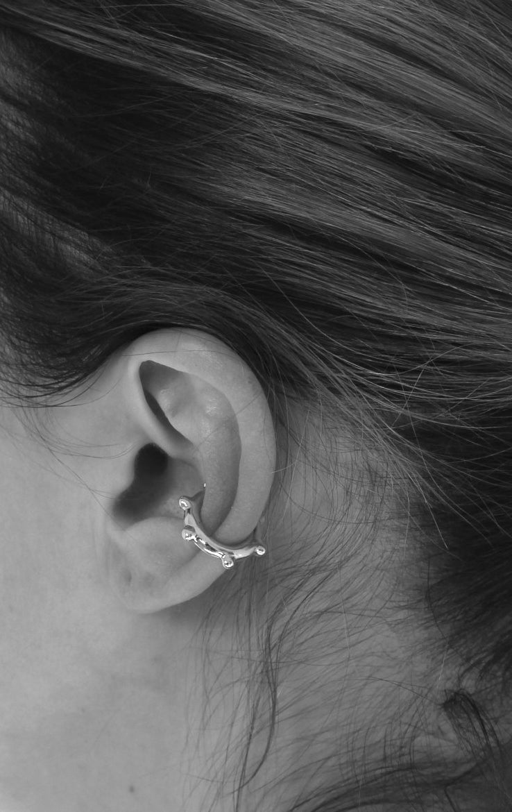 Image of ear-cuff S