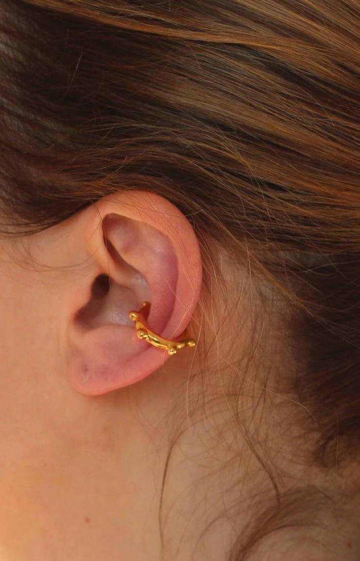 Image of ear-cuff M