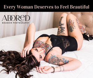 Image of Adored BOUDOIR Pre-purchase Packages with BONUSES!