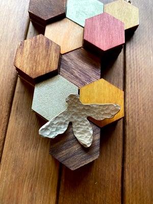 Image of Honeycomb Ornament
