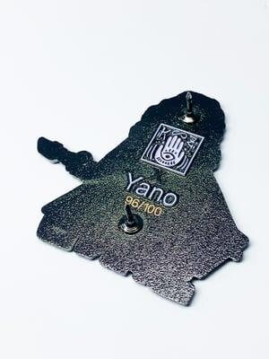 Official Yano Pin (LE 100)