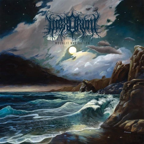 Image of Inexorum - Moonlit Navigation LP (Second Press)