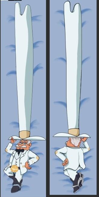 Image of DimmerDaki - 3meters long