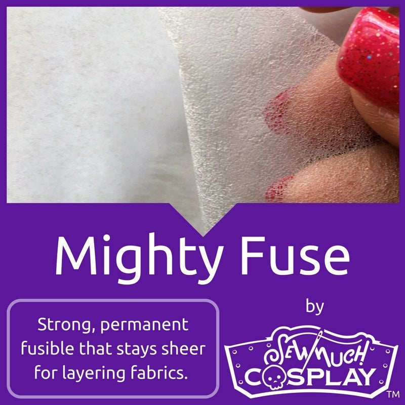 Mighty Fuse Fusible Web