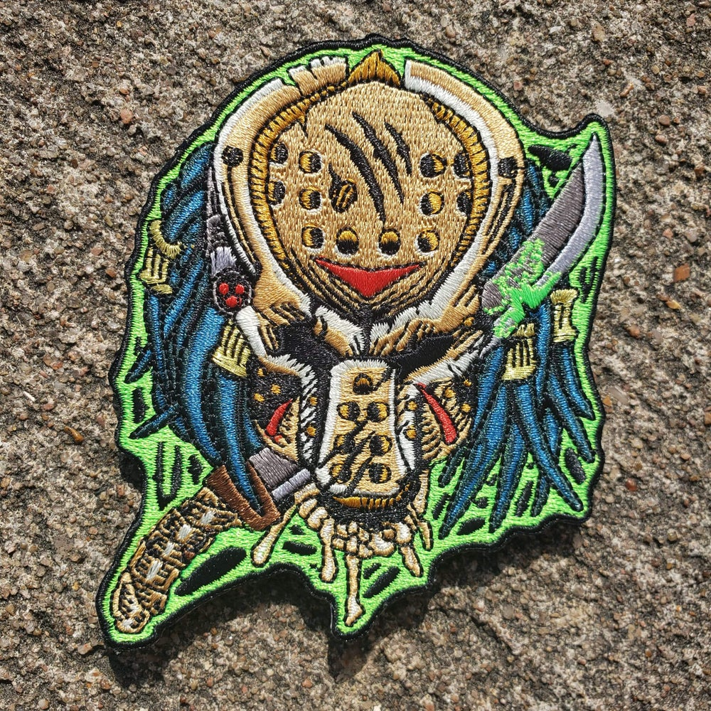 Image of Apex Slasher (XENO GREEN) (OSVG Collaboration)