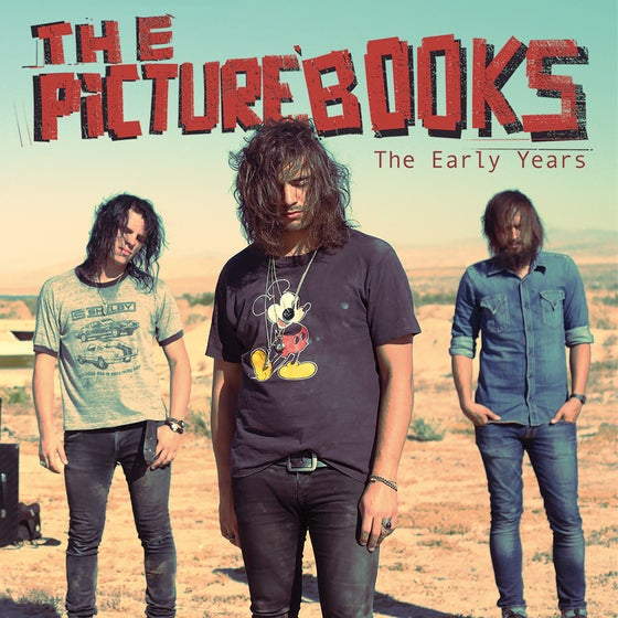 """Image of THE PICTUREBOOKS """"The Early Years"""" Double Vinyl"""