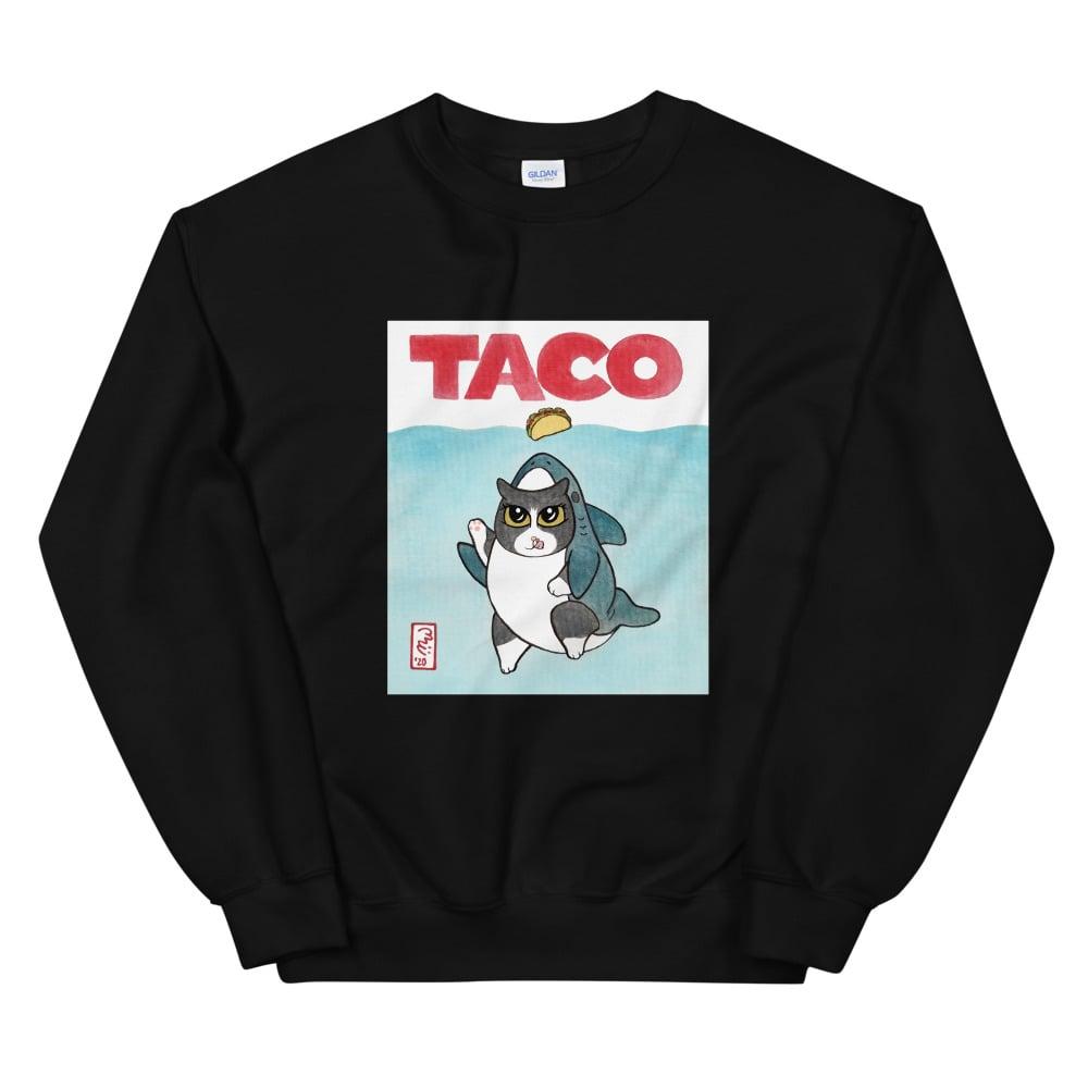 Image of Taco Sweatshirt