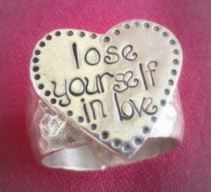 Image of Lose Yourself in Love Ring