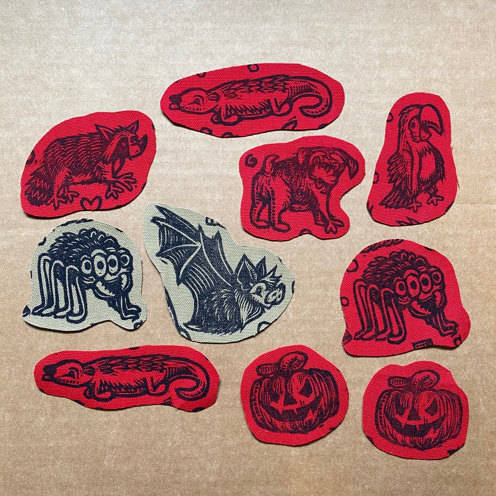 Wacky Wednesday Patches Assorted!