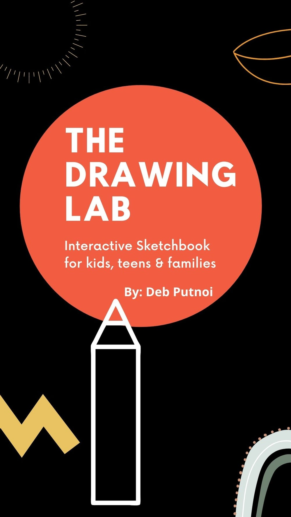 Image of The Drawing Lab ebook for kids, teens and families