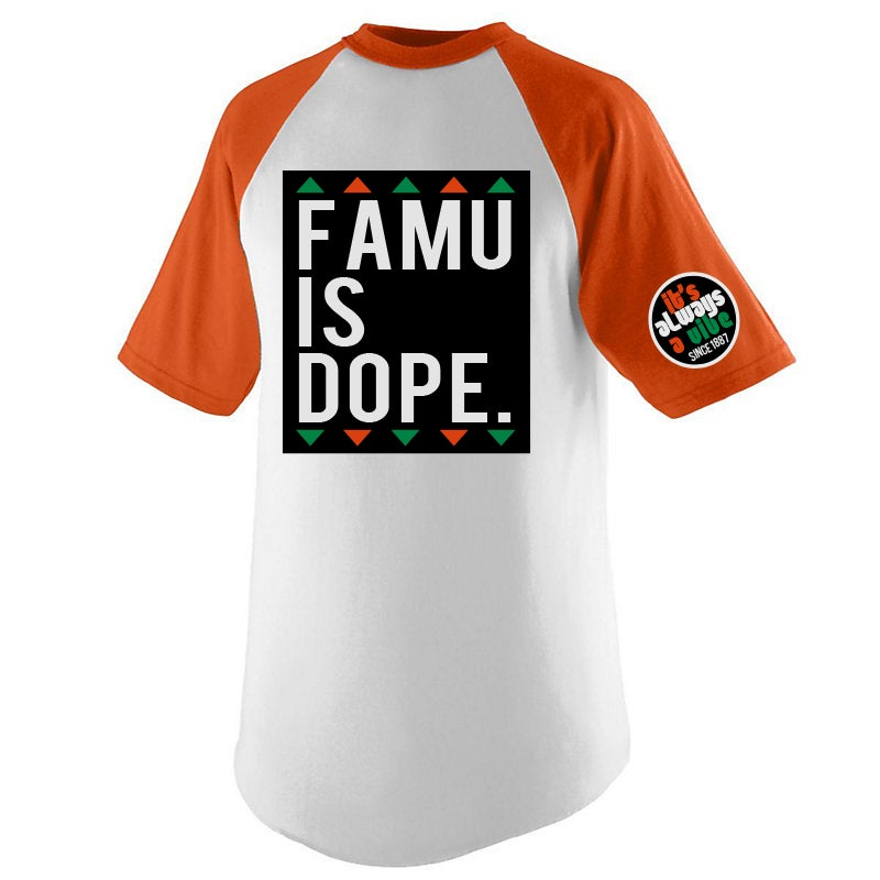 Image of FAMU IS DOPE 2.0 [RESTOCK]