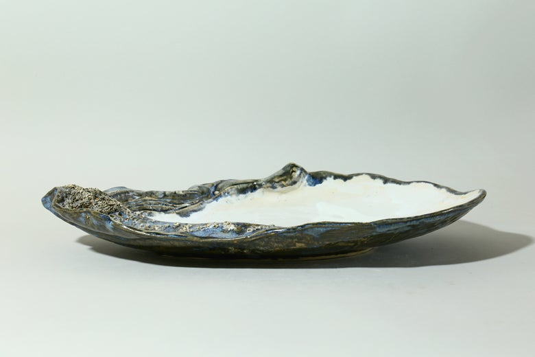 Image of Oyster plate