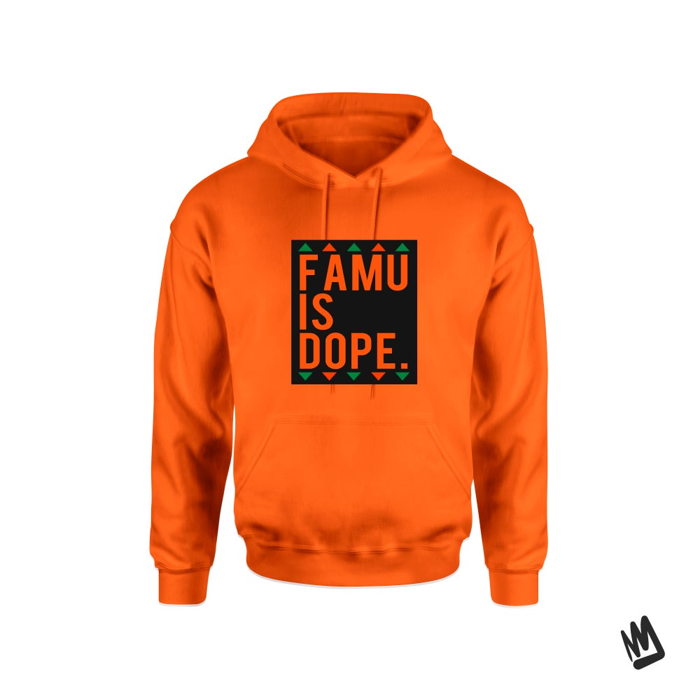 "Image of FAMU IS DOPE ""OG"" HOODIES"