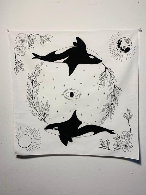 Image of Orca Dreams bandana