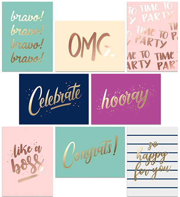 Image of Congrats Cards
