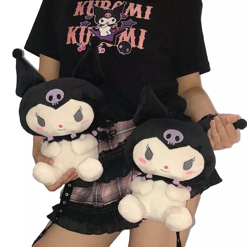 Kuromi Plushie