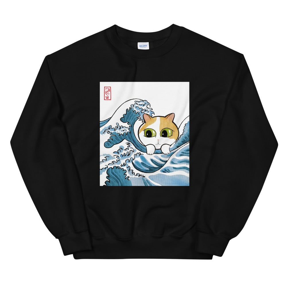Image of Great Wave Sweatshirt